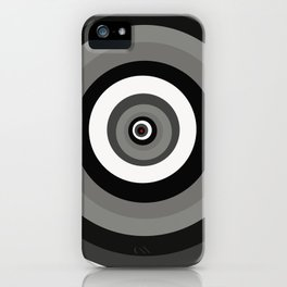Hypno test iPhone Case