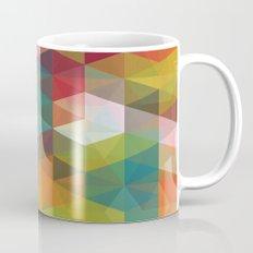Transparent Cubism Mug