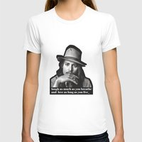 johnny depp T-shirts featuring johnny depp by sophia derosa