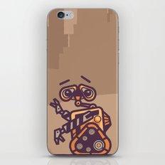wall e iPhone Skin