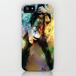 dance R die iPhone Case