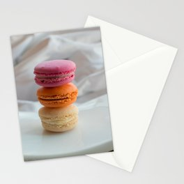 The Art of Food Macarons Stationery Cards