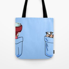 a little of Gravity Falls Tote Bag