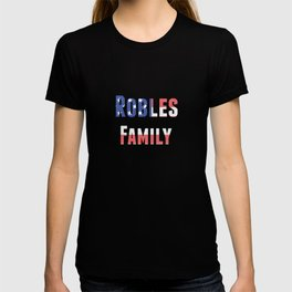 Robles Family T-shirt