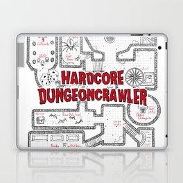 Hardcore Dungeoncrawler Laptop & iPad Skin