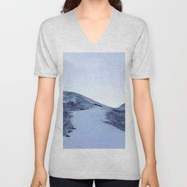 Ice land Unisex V-Neck