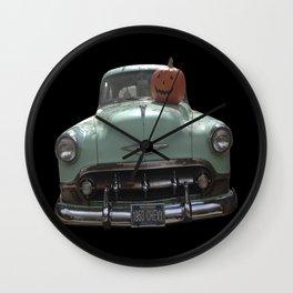 See the USA Wall Clock