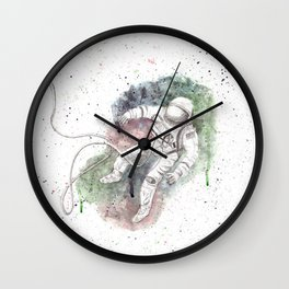 Space Is A Dream II Wall Clock
