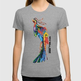 The Phoenix   You Will Rise T-shirt