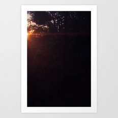 Break of Day No. 2 Art Print
