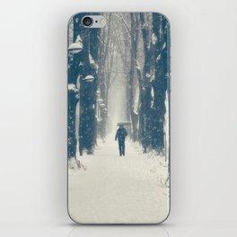 Winter Wonderland iPhone Skin
