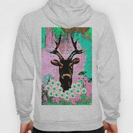 Deer Abstract Hoody