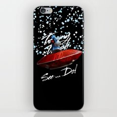 Kal the Monkey - See...Do! iPhone & iPod Skin