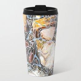 River Rocks #3 Travel Mug