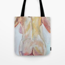 Back View Tote Bag