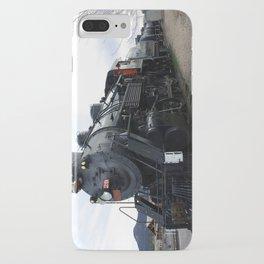 Vintage Railroad Steam Train iPhone Case