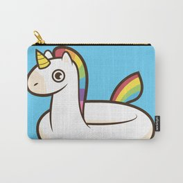 Unicorn Float Carry-All Pouch