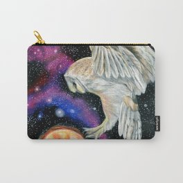 Cosmic Owl 3 Carry-All Pouch