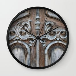 Decadencia Wall Clock