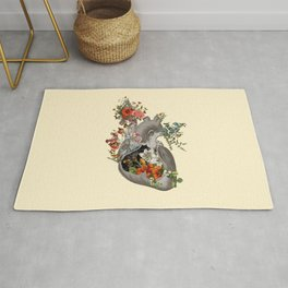 Nature's Heart Rug