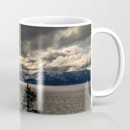 Lake Tahoe Winter Coffee Mug
