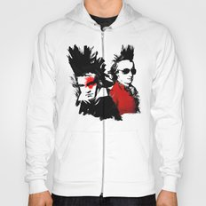 Beethoven Mozart Punk Composers Hoody