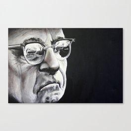 Truman Canvas Print