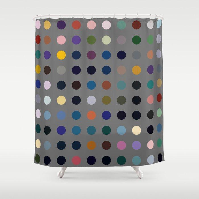 Kokopelli Shower Curtain By Alphaomega