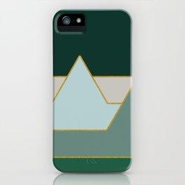 Green Mountains #society6 #decor #buyart iPhone Case