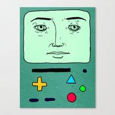 BMO kinda Canvas Print