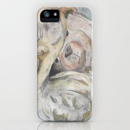 duck and bear iPhone Case