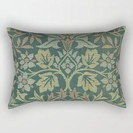 Flower Garden - William Morris Rectangular Pillow