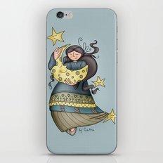 Sleep Well my Moon iPhone & iPod Skin
