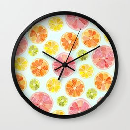Life in Your Years (Light) Wall Clock