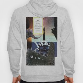 Collage - The Stars We Are Given Hoody