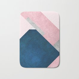 Modern Mountain No2-P1 Bath Mat