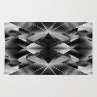 kaleidoscope Area & Throw Rugs featuring Kaleidoscope by Assiyam