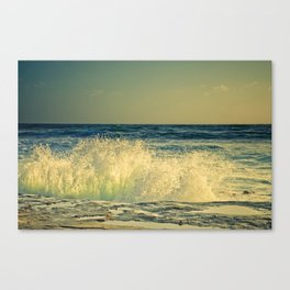 Splash Into Me Canvas Print