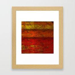 The Grand Fishing Tour 2K15 16b Framed Art Print