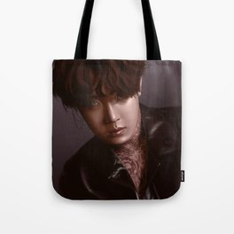 Jhope - Tattoos and leather Tote Bag