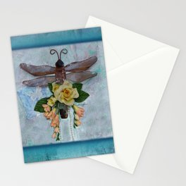 Dragonfly Love by Kathy Morton Stanion Stationery Cards