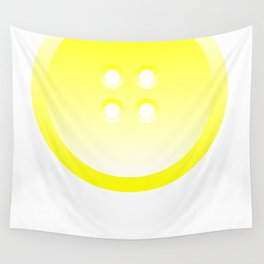 Button (from Design Machine archives) Wall Tapestry