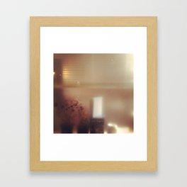 Window No.1 Framed Art Print