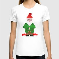 gnome T-shirts featuring Gnome by lescapricesdefilles