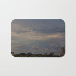 Clouds over Wacotown Bath Mat