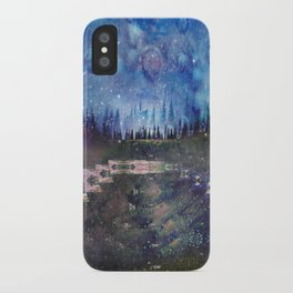 Galactic iPhone Case