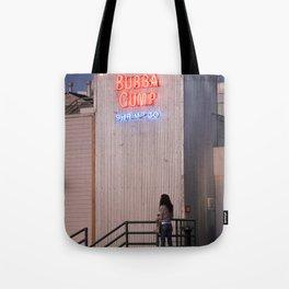 Bubba Gump Tote Bag