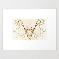 branches#01 Art Print