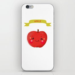 Apple. Kawai iPhone Skin