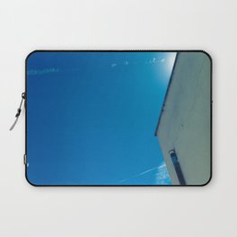 Into the blue Laptop Sleeve